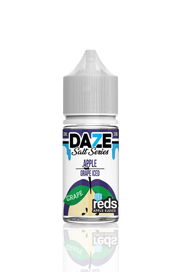 7 Daze Salt - Reds Grape ICED