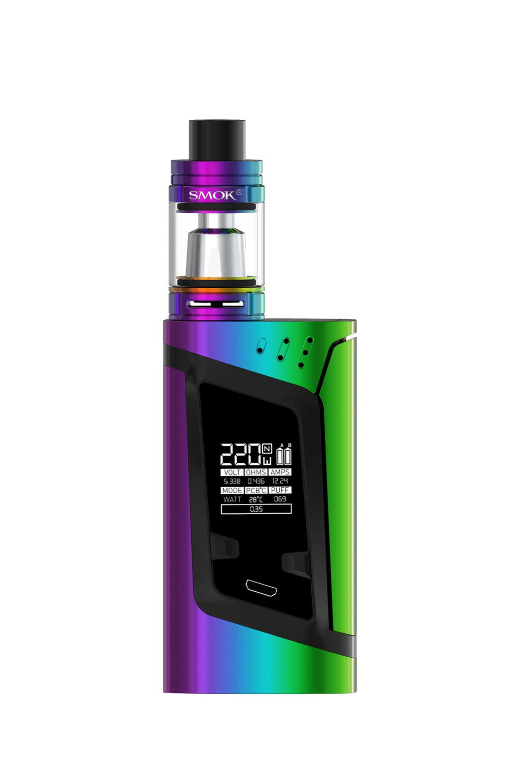 Smok Alien 220W Box Mod Kit