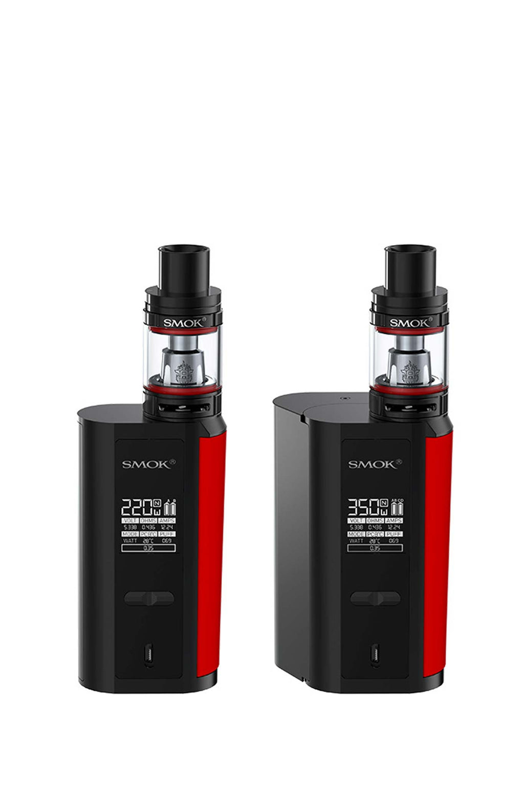 Smok GX2/4 Kit - Black/Red