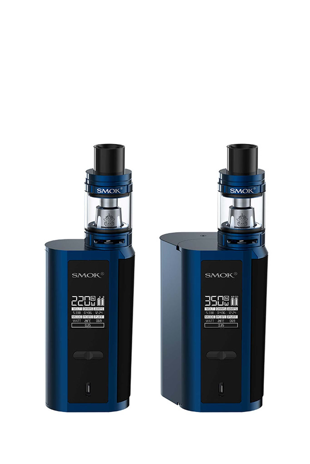 Smok GX2/4 Kit - Blue/Black