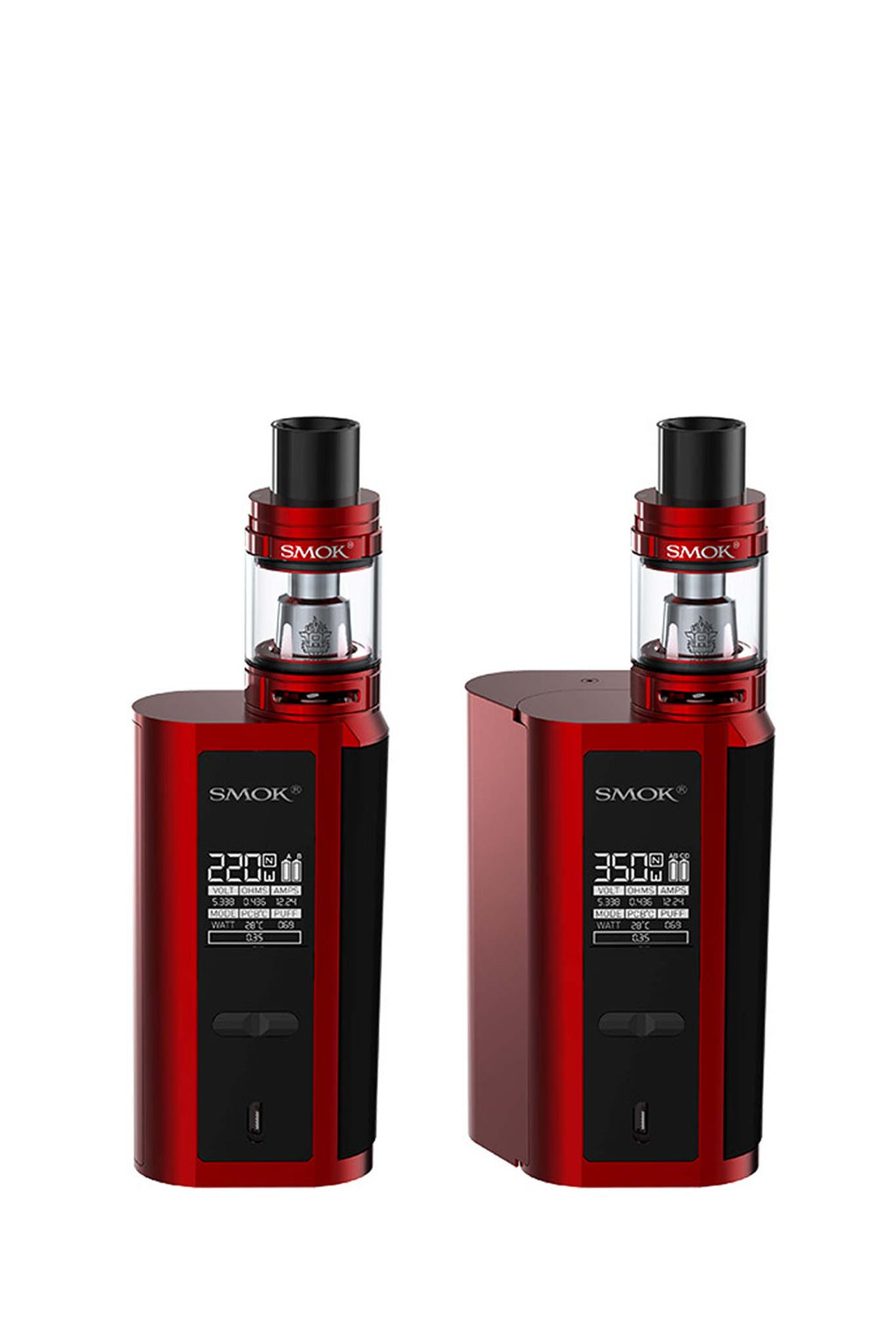Smok GX2/4 Kit - Red/Black