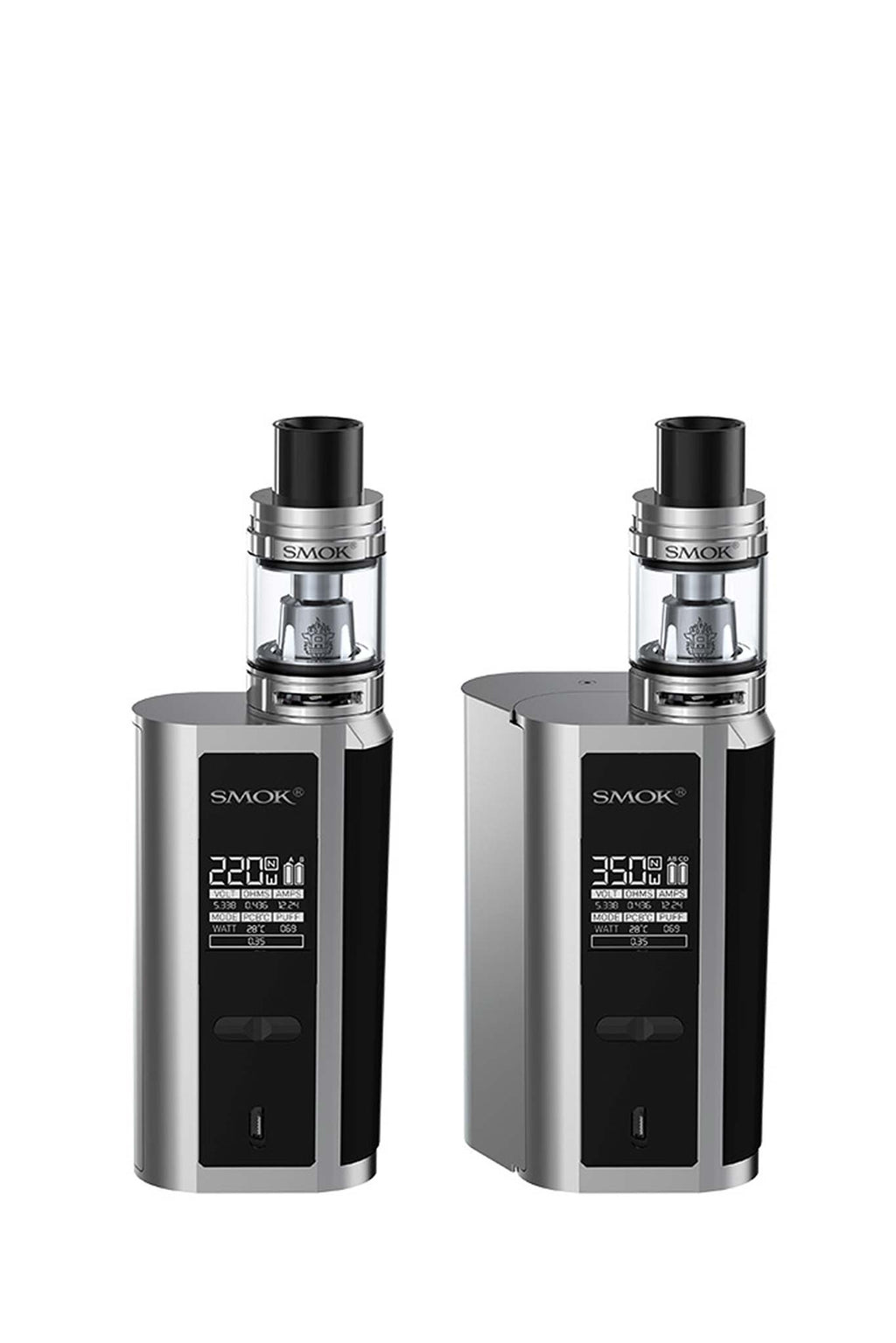 Smok GX2/4 Kit - Silver/Black