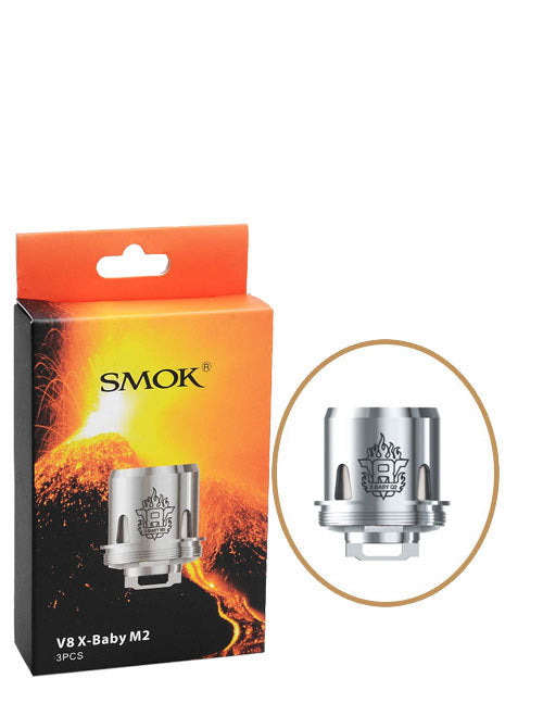 SMOK TFV8 X-Baby M2 Replacement Coils