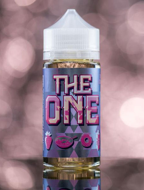 The One Strawberry Cereal Donut 100mL