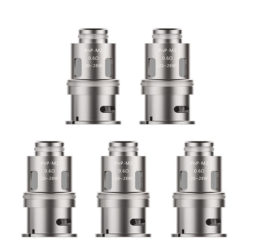 Voopoo Drag Baby Replacement Coils (5Pcs)