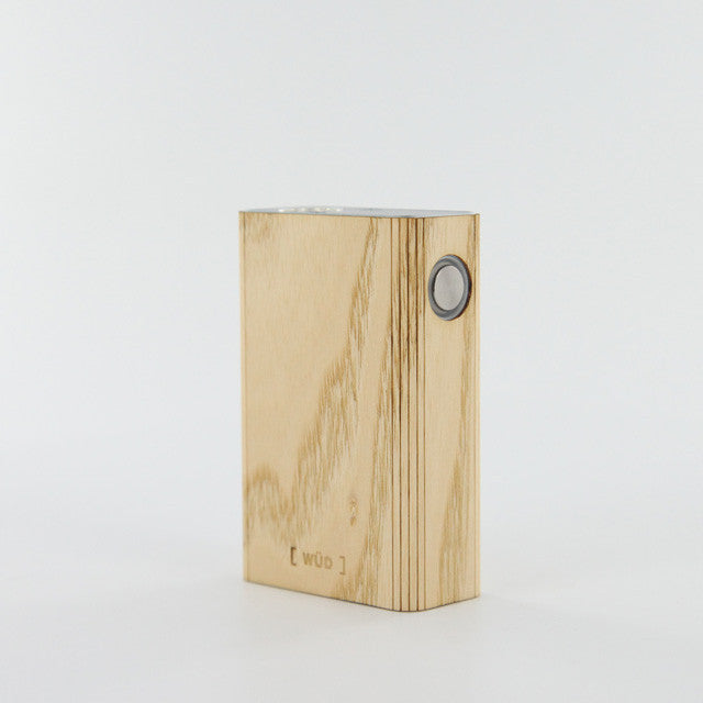 Tesla 2 Natural Wood Wrap