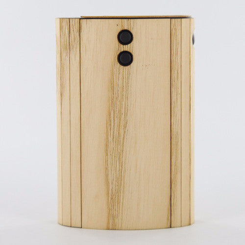 VaporFlask V2 Wood Wrap