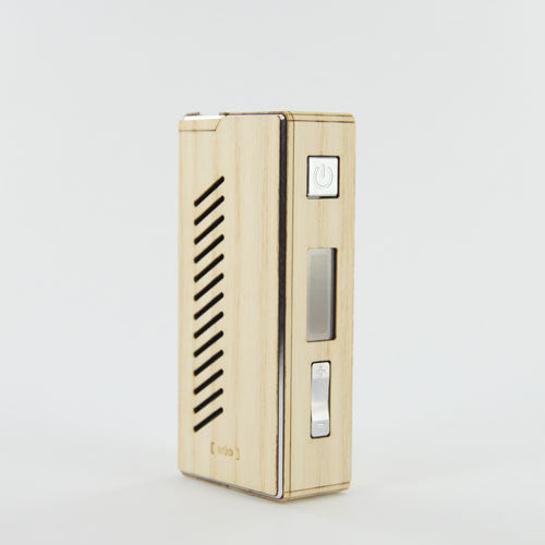 Sigelei 50W Natural wood wrap