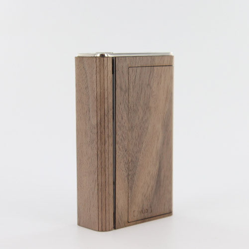Smok Xcube ll walnut wood wrap