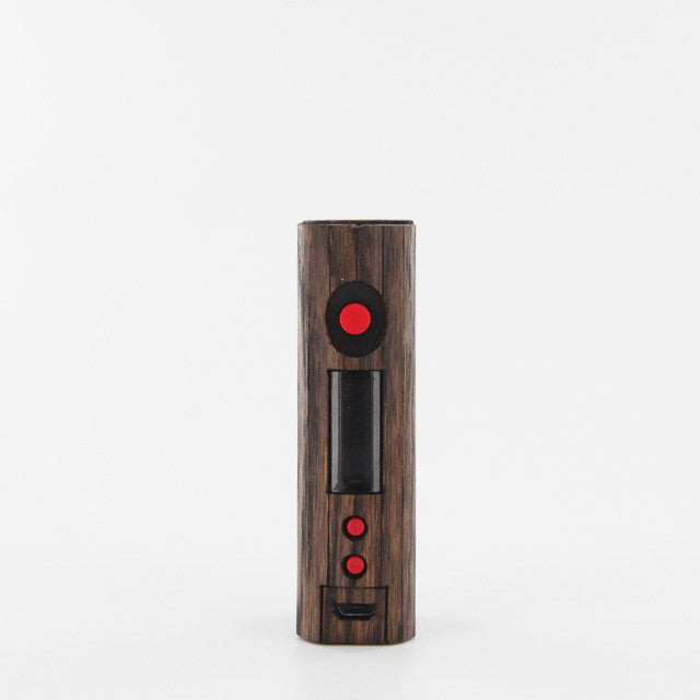 Kanger Subox Mini Espresso Wood Wrap