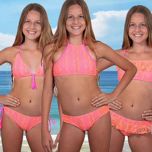 GIRLS SALE SWIMWEAR