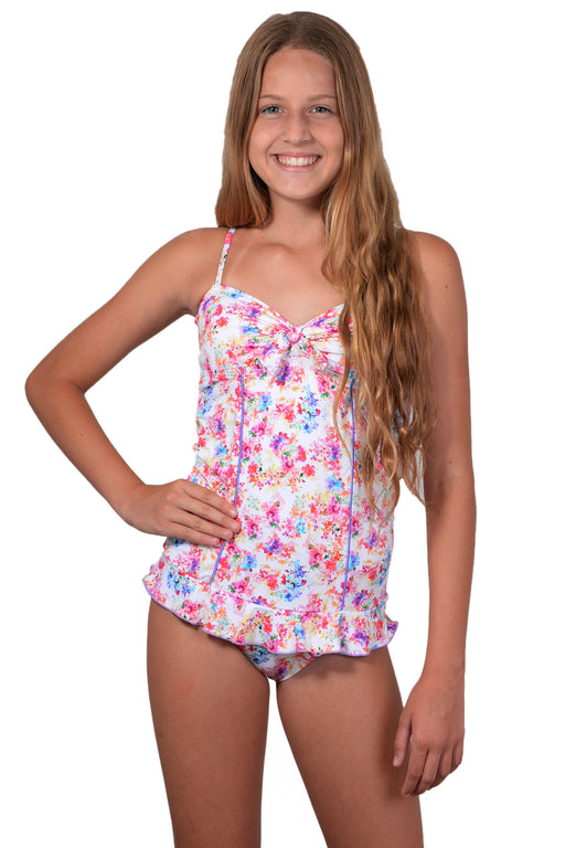Finch Girls Onepiece swimsuit.