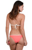 Product image for SY B10 in Coral, back view