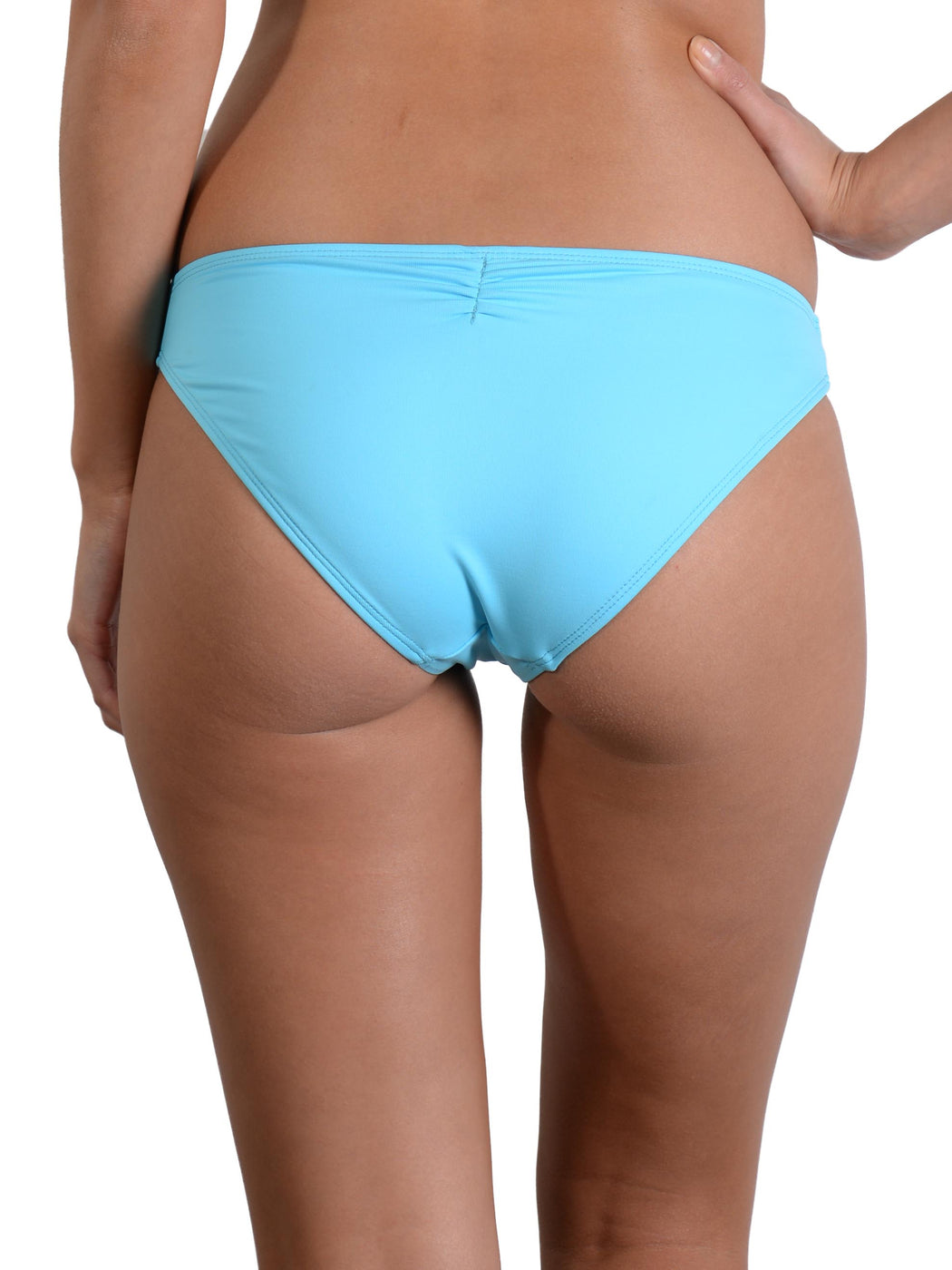 Waterfall Blue Seduce Hipster Bikini Pant