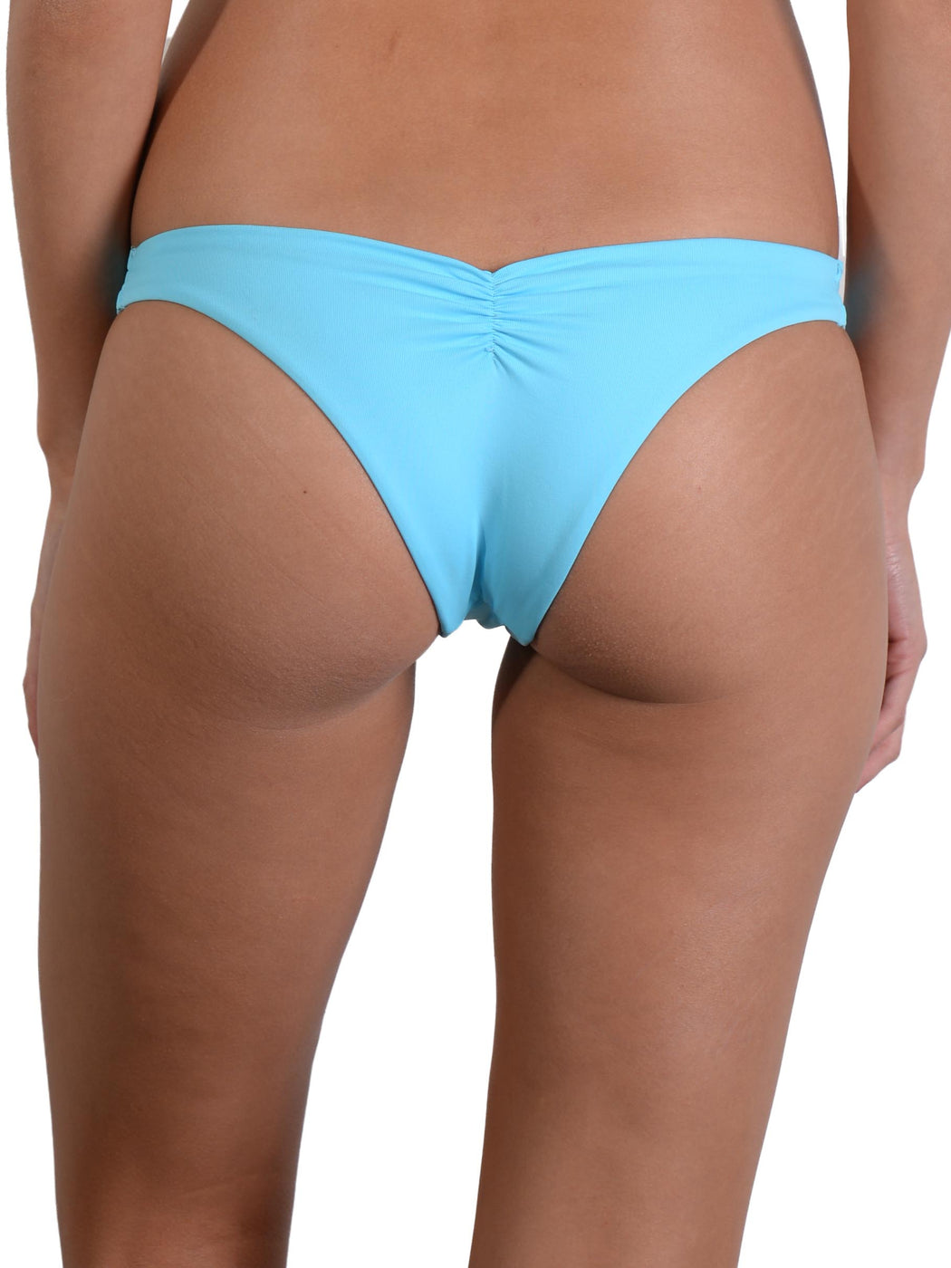 Waterfall Blue Seduce Brazilian Bikini Pant