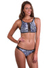 Zanzibar Active Top by Finch Swim with Rio Pant