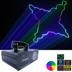 400mW RGB Full Color Scan Laser