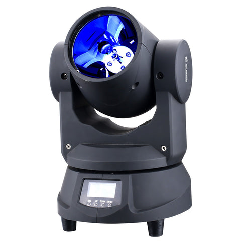 Micky Series Beam RGBW - 60W LED Beam Moving Head RGBW 4-in-1