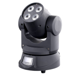 Micky Series Wash Light - 40W LED Moving Head Wash Light RGBAW+UV 6-in-1