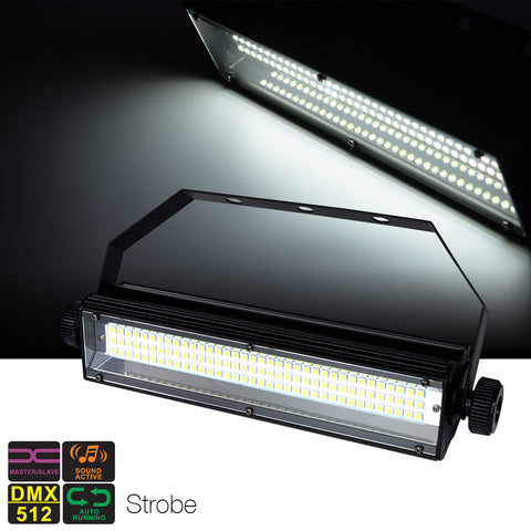 Cold White LED Strobe Light - 24W