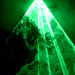 Hawk 3G - 3W 520nm Green Laser light show projector