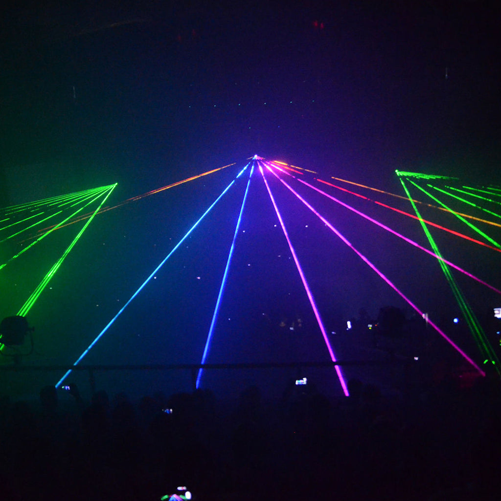 3w Rgb Pure Diode Laser Full Color Laser Light Show