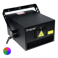Hawk 6 - 6W RGB High Power Laser Show Projector