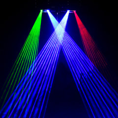 Jupiter 4 lens 950mW 3 color disco laser light