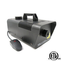 400 watt fog machine with remote control