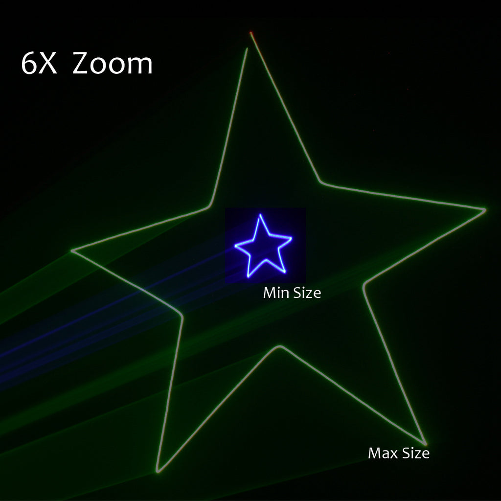 300mw Rgb Text Laser Projector With Keyboard Lighting Geek
