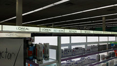 Retail Kiosk Product Display Backlighting - Custom LED Light Panels
