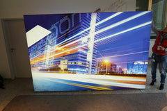 Signage & Display Lighting - Custom LED Light Panels