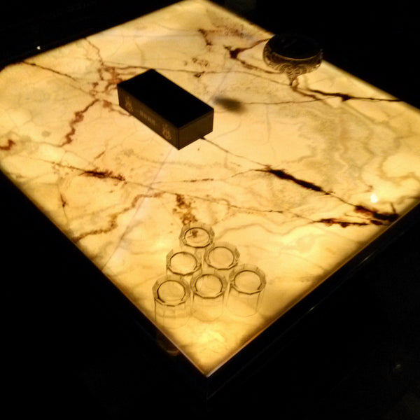 Backlit Onyx Countertops Custom Led Light Panels