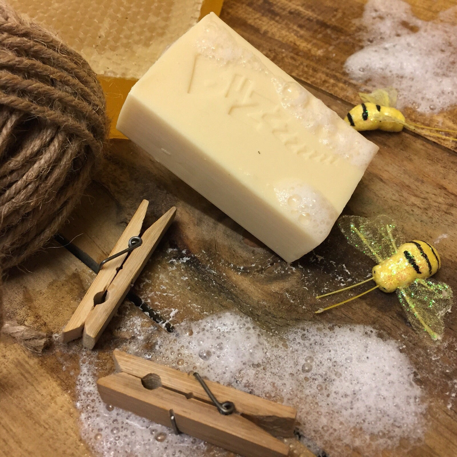 New Zealand pure natural Manuka Honey Soap