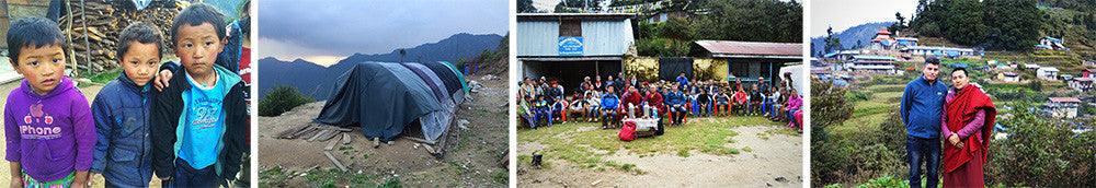 Rebuilding the school at Bakhang