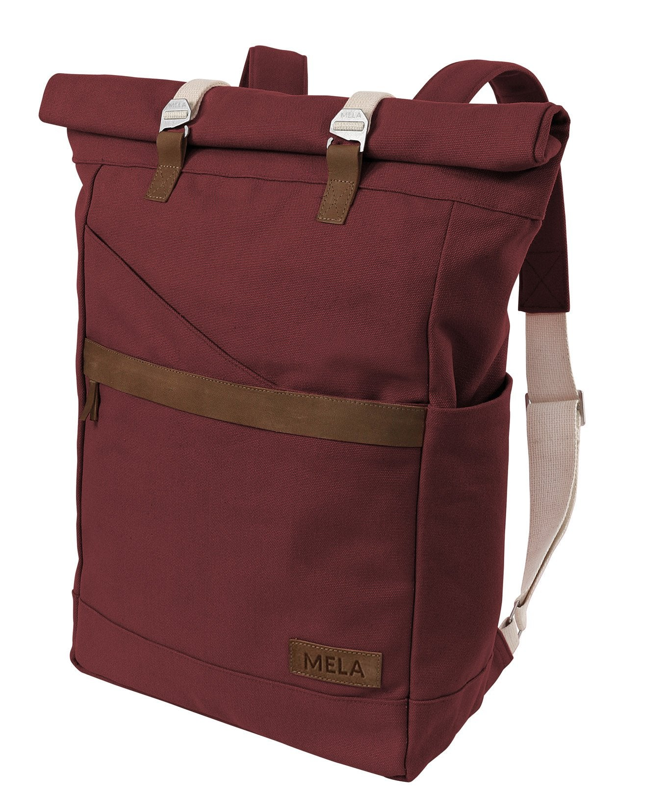Backpack Ansvar I Burgundy Red - Komodo Fashion