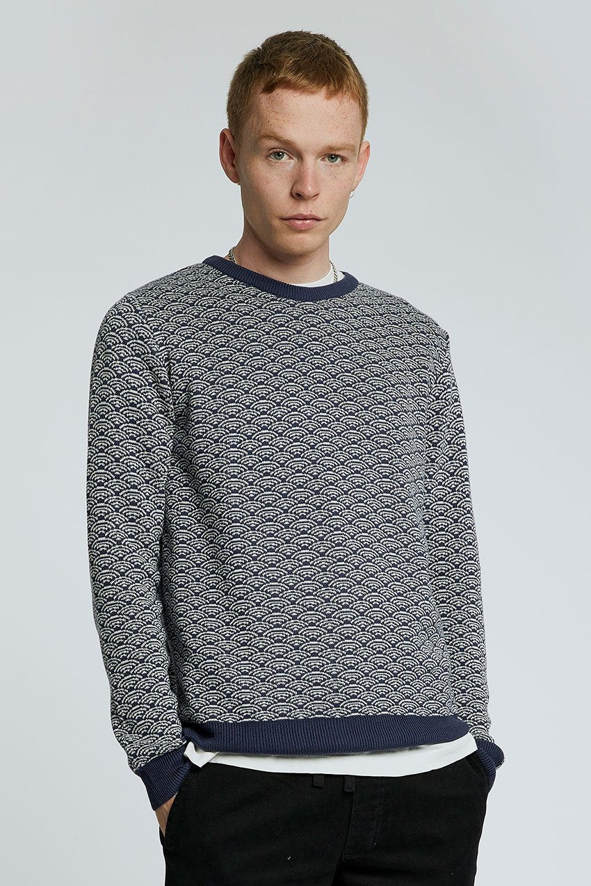 HAKKU - GOTS Organic Cotton Jumper Ink