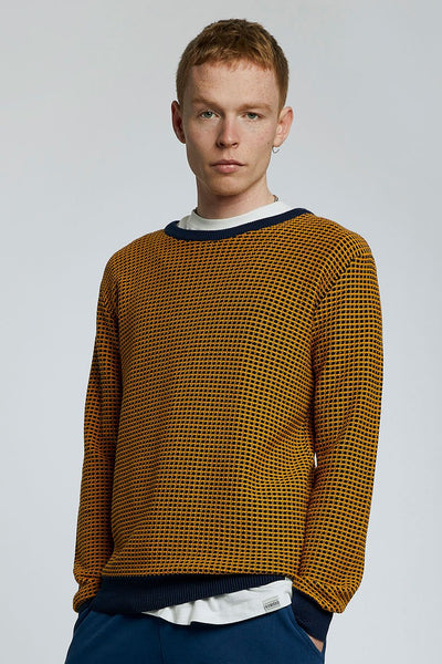 HASAN - GOTS Organic Cotton Jumper Gold