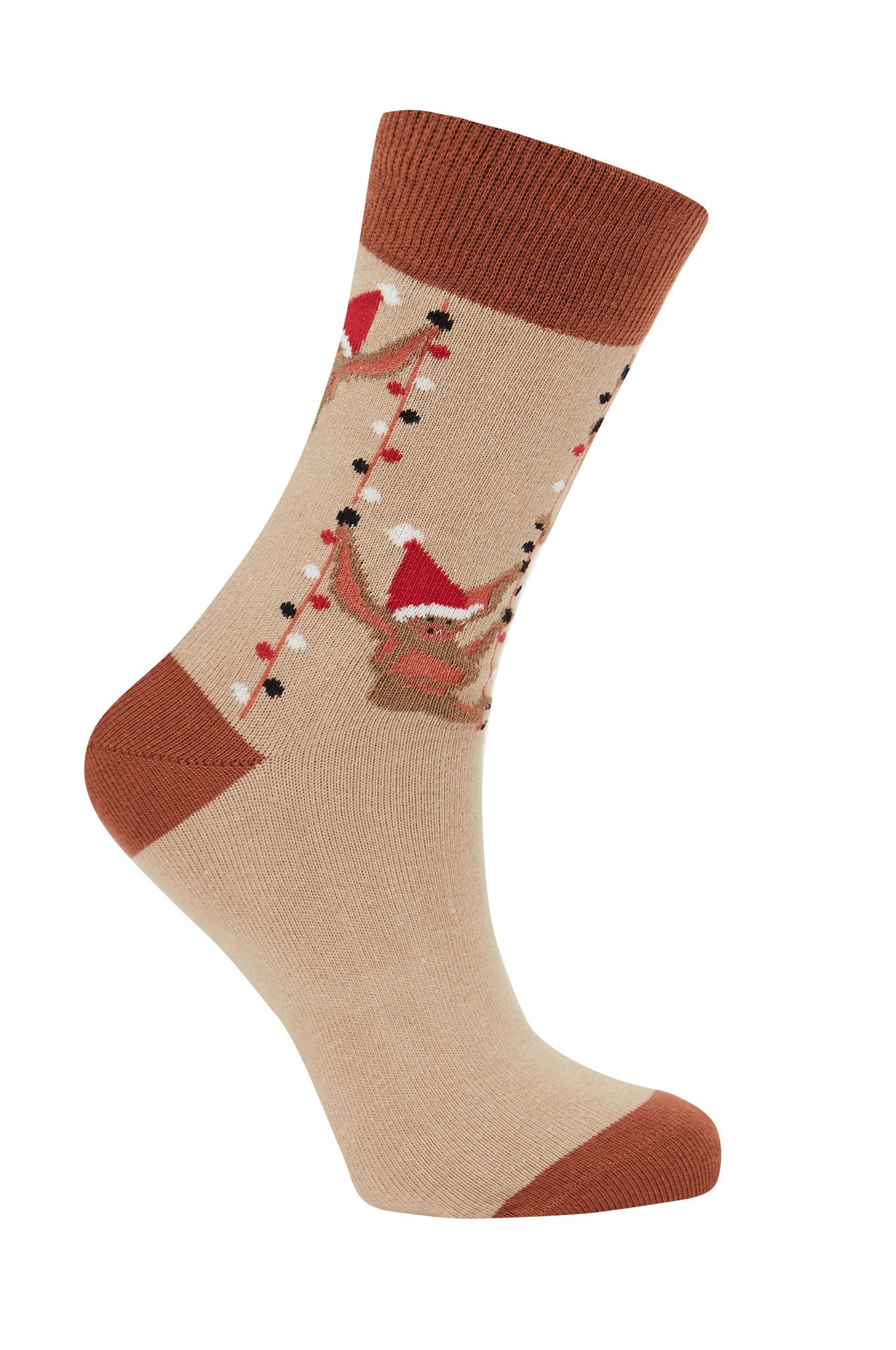 SOS Sand - GOTS Organic Cotton Socks