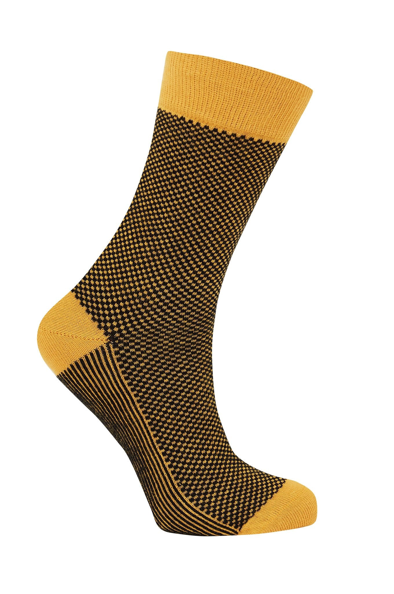 DOTS Gold - GOTS Organic Cotton Socks