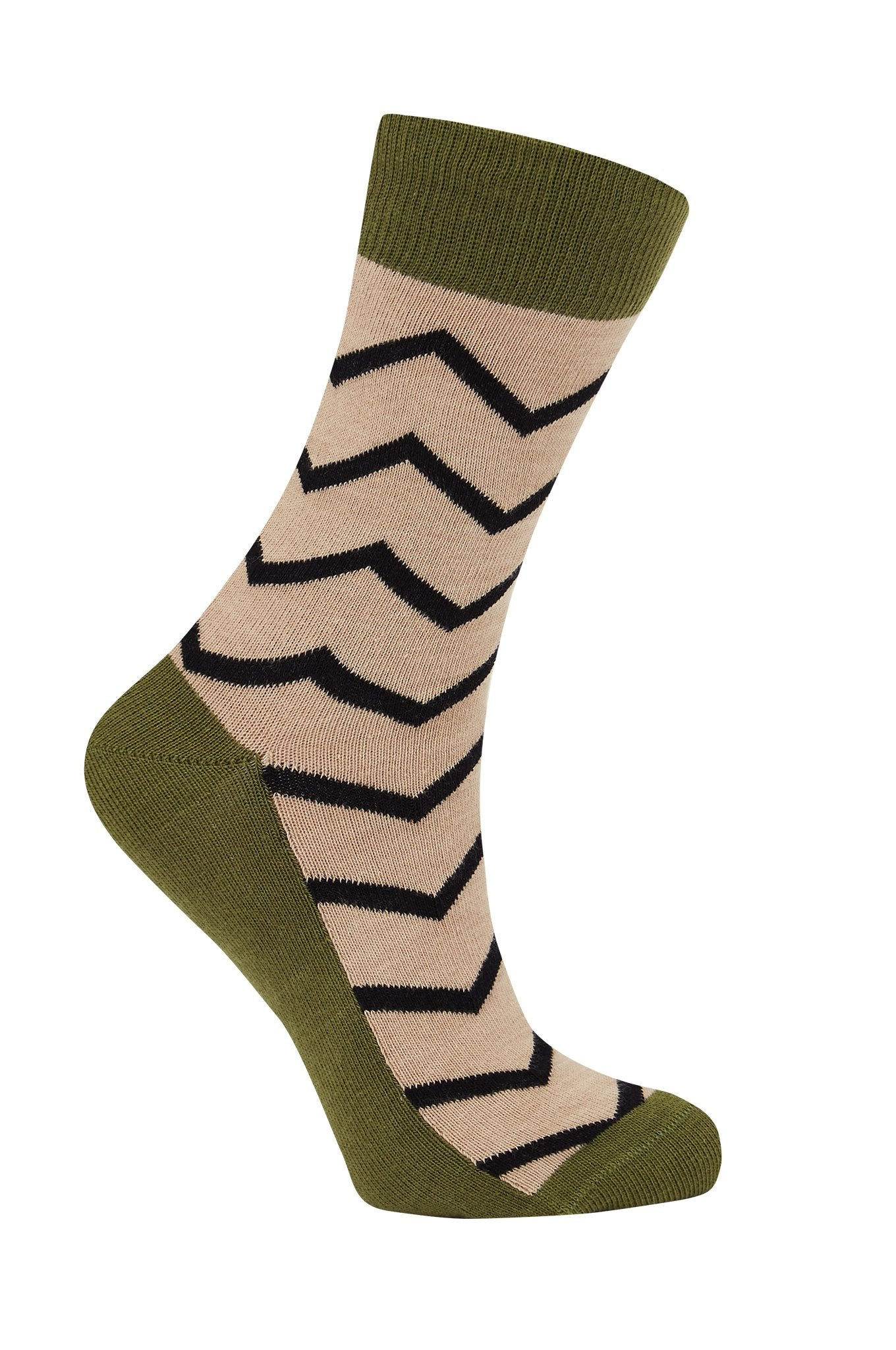 SAPUT Sand - GOTS Organic Cotton Socks