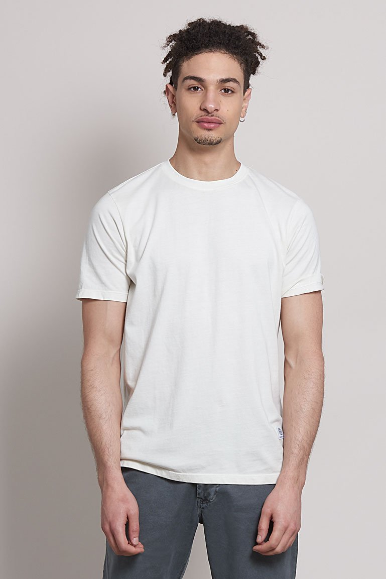 KIN - GOTS Organic Cotton T-Shirt White