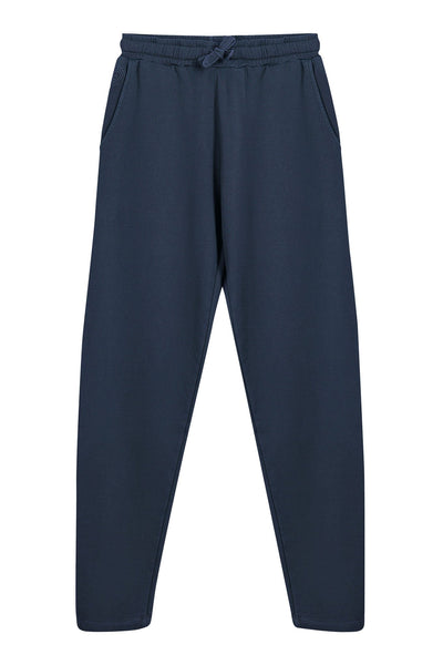 OLYMPIA Womens - GOTS Organic Cotton Jogger Navy