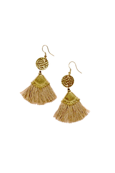 Rohini Earrings by Daughters of the Ganges