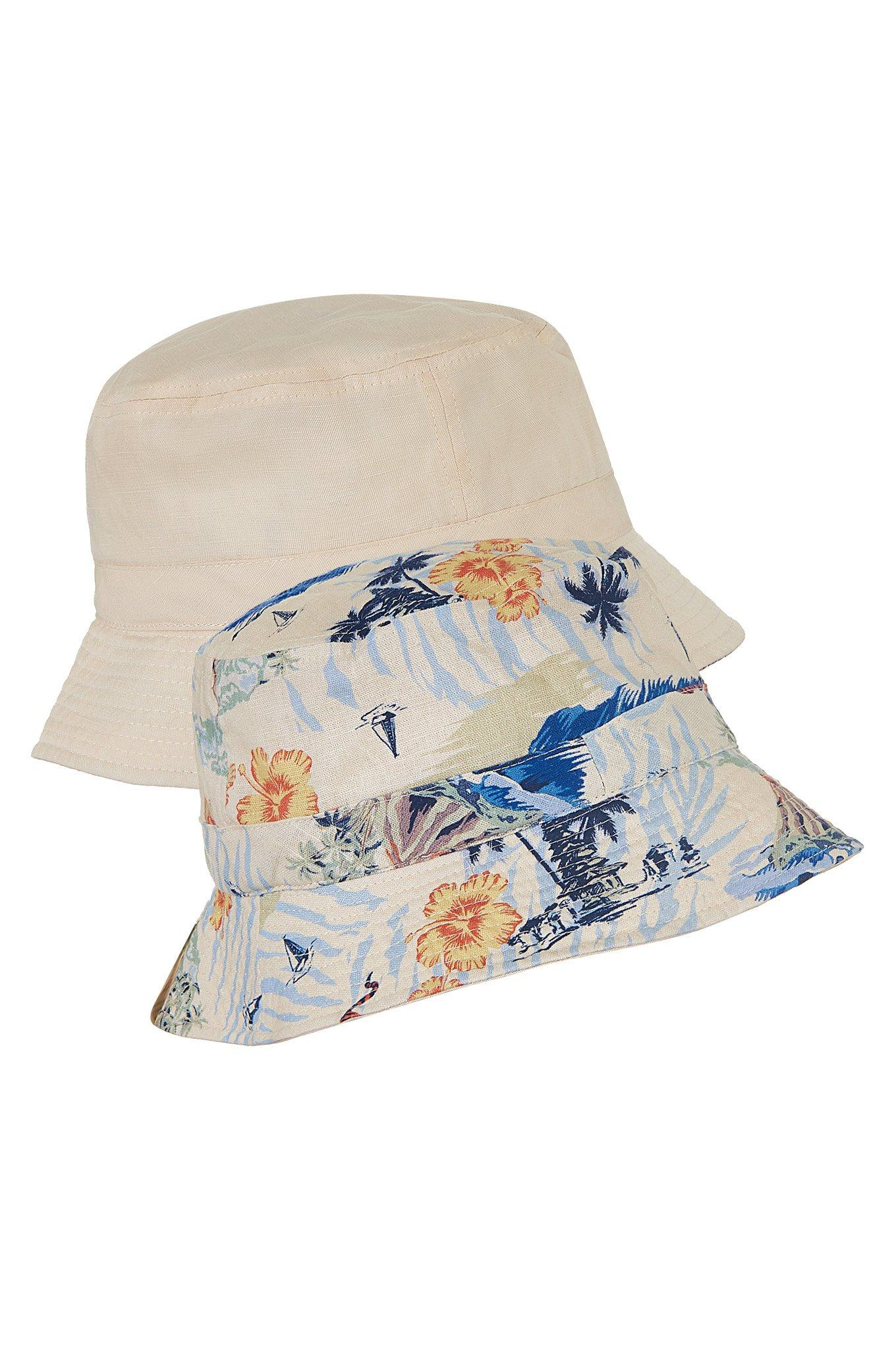 BUCKY REVERSIBLE Unisex Hat Bali Surf - Komodo Fashion