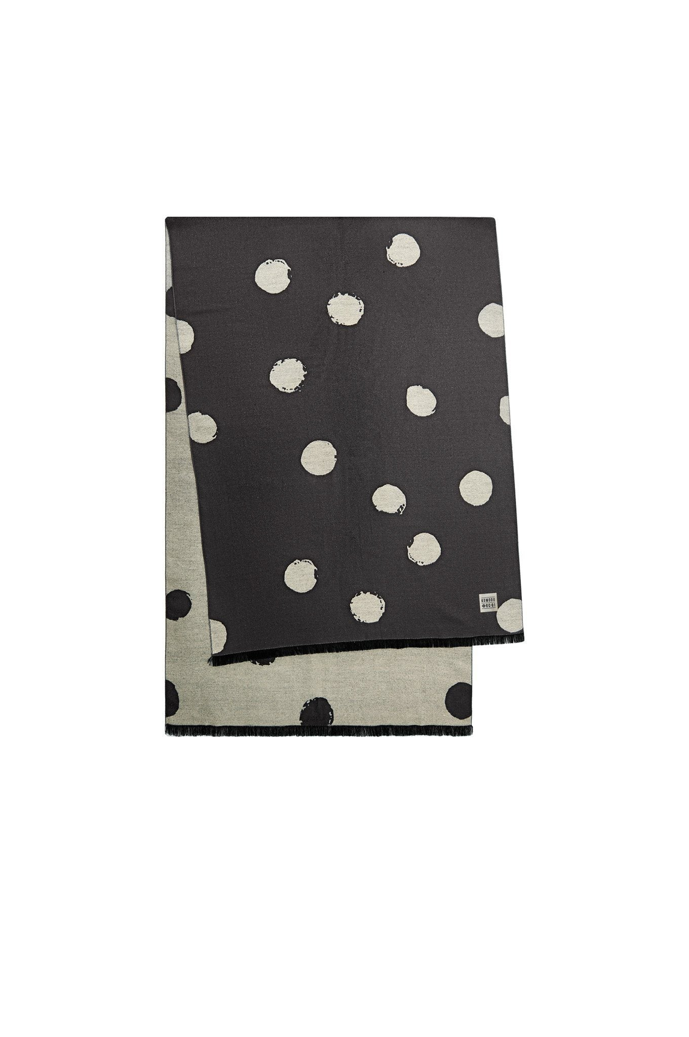 Accessories - KUSAMA DOT Rayon Shawl