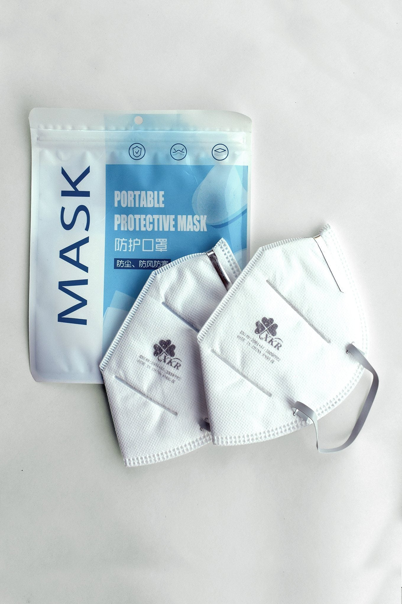PROTECTIVE FACE MASK Two pack - Komodo Fashion