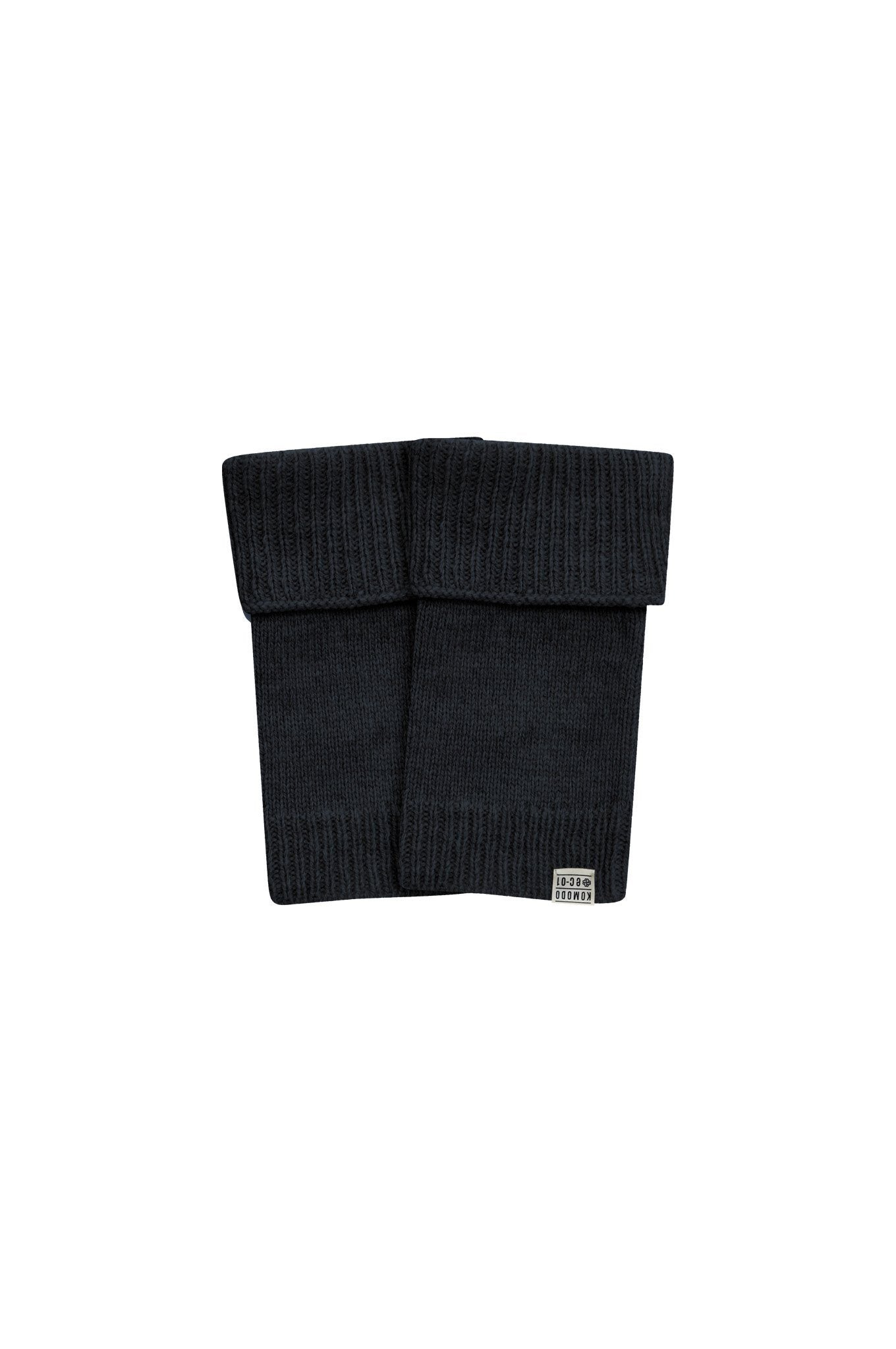 TOR Merino Wool Mittens Black - Komodo Fashion