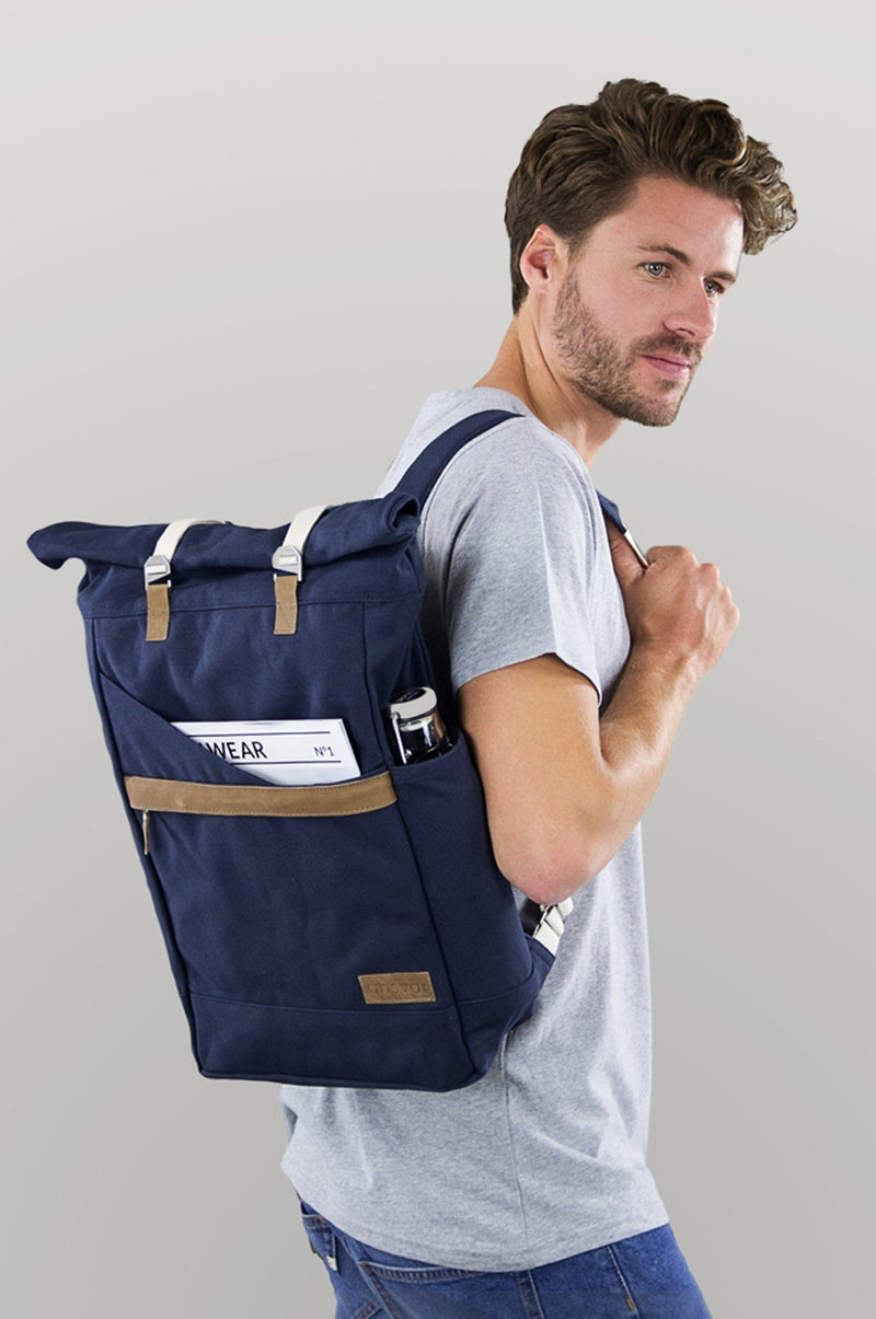 Bag - Backpack Ansvar I Blue