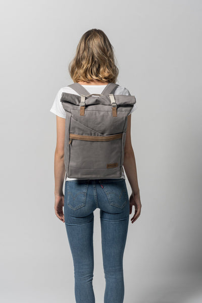 Backpack Ansvar I Grey - Komodo Fashion